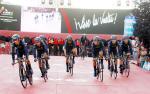 Movistar schlägt Cannondale bei Vuelta-Teamzeitfahren - Castroviejo wieder erster Mann in Rot