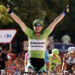 Degenkolb sprintet vor Boonen zu seinem dritten Tagessieg