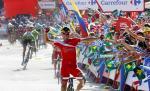 Navarro gewinnt 13. Etappe nach Attacke an einer Steigung kurz vor dem Ziel