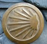 Die Jakobsmuschel, das Symbol des Jakobsweges (Quelle: Wikipedia / Benutzer: 1971markus)