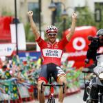 GT-Dauerbrenner Adam Hansen im siebten Vuelta-Himmel - kein Sieg, aber Punkte für Degenkolb