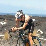 Ulrich Konschak beim Ironman Hawaii 2007