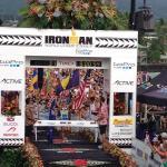 Mirinda Carfrae gewinnt nach 2010 und 2013 zum dritten Mal den Ironman Hawaii (Foto: Twitter/@IRONMANLive)
