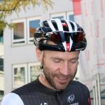 Jens Voigt hat ebenfalls vor kurzem seine Karriere beendet und verabschiedet nun seinen Teamkollegen