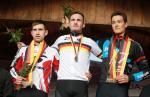 Zum zweiten Mal deutscher U23-Meister: Drumm verteidigt Titel erfolgreich (Foto: BDR-Medienservice)