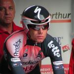 ... bei der Tour de Romandie 2007