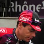 ... beim Criterium du Dauphiné 2008