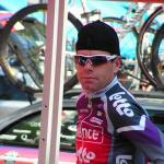 ... bei der Tour de Romandie 2009