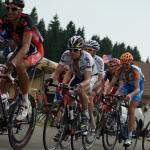 ... im Weltmeistertrikot bei der Tour de France 2010