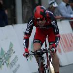 ... beim Prolog der Tour de Romandie 2011 in Martigny