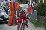 ... beim abschließenden Zeitfahren der Tour de Romandie 2012 in Crans Montana