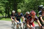 ... im Anstieg zum Col de Joux Plane beim Criterium du Dauphiné 2012