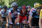 ... im Feld der Tour de France 2012