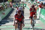 ... bei der Tour de Suisse 2014 in Verbier