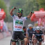 Luis Mas siegt vor Cavendish beim Türkei-Rundfahrt-Finale in Istanbul