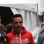 Joaquin Rodriguez entspannt am Tag vor dem Rennen