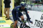 Imanol Erviti ist in Lausanne gerade von der Startrampe gerollt