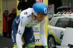 Michael Albasini nimmt die letzte Etappe der Tour de Romandie in Angriff
