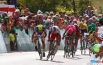 Kristoff schlägt Sagan im Sprint, Thomas holt noch einmal 5 Sekunden auf