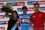 Stefan Denifl hat einen Tag vor dem Ende der Tour de Suisse das Bergtrikot schon sicher