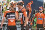 die Farbe Orange ist am Start in Innsbruck doch stark vertreten