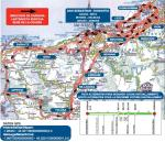 Streckenverlauf Clasica Ciclista San Sebastian 2015