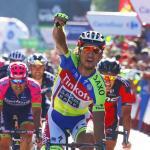 Das Siegen nicht verlernt: Sagan schlägt Bouhanni und Degenkolb bei erster Vuelta-Sprintankunft
