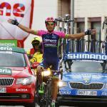 Nelson Oliveira entkommt seinen 23 Mitausreißern - Brambilla und Sicard jetzt in den Top10 der Vuelta