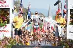 Jan Frodeno ist der fünfte deutsche Gewinner des Ironman Hawaii (Foto: ironman.com)