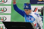wir rocken das - ein richtig cooler und gut gelaunter Artur Vichot schreibt sich in Bergamo ein