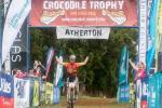 Urs Huber gewinnt zum dritten Mal bei der 2015 Crocodile Trophy (Foto: Crocodile Trophy)