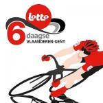 Iljo Keisse feiert mit Michael Mørkøv seinen sechsten Heimsieg beim Sechstagerennen von Gent