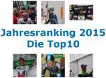 Das Jahresranking der besten Fahrer 2015, die Top10