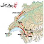 Die 70. Tour Romandie: jeden Tag von einem Höhepunkt gekrönt