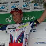 Mit 20 Siegen der erfolgreichste Fahrer 2015: Alexander Kristoff, hier beim GP Kanton Aargau