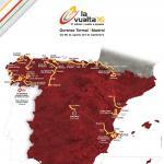 Streckenpräsentation Vuelta a España 2016 - Streckenverlauf