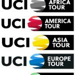 Neue Logos der UCI Continental Circuits