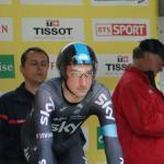Elia Viviani bei der Tour de Romandie 2015