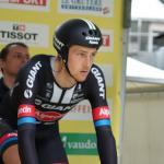 Tobias Ludvigsson bei der Tour de Romandie 2015