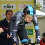 Luke Rowe bei der Tour de Romandie 2015
