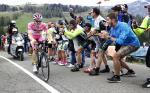 0,16 Sekunden und 2:10 Minuten: Kruijswijk im Bergzeitfahren knapp hinter Foliforov, aber weit vor Nibali
