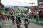 Weltmeister Peter Sagan gewinnt die 2. Etappe der Tour de Suisse in Baar