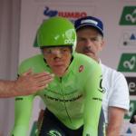 Tom Skujins bei der Tour de Suisse 2016