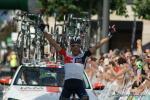 IAM-Profi Jonathan Fumeaux gewinnt als Solist das Straßenrennen der Schweizer Meisterschaften in Martigny