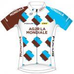 Tour de France: AG2R-Kapitän Bardet will erstmals aufs Podium, das Team aber auch weitere Etappensiege (Bild: UCI)