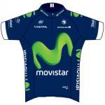 Tour de France: Starke Movistar-Helferriege um Valverde für den zweimaligen Tour-Zweiten Quintana (Bild: UCI)