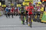 Clément Venturini gewinnt die 2. Etappe der Österreich Rundfahrt im Sprint (Foto: cyclinginside)
