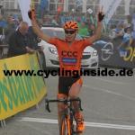 Der Tscheche Jan Hirt gewinnt die Königsetappe der 68. Österreich Rundfahrt (Foto: cyclinginside)