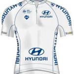 Reglement Tour de Pologne 2016: Weißes Trikot (Punktewertung)