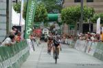 Sprint um Platz 2 im Rennen der Damen